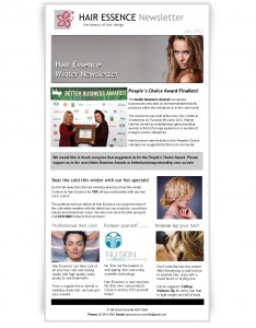 hair essence_winter newsletter_July2012